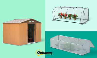 Save up to 50% off and Get Garden Ready