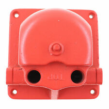 Simplex 624 640 Low Voltage Bell Assembly Part 24vdc Red