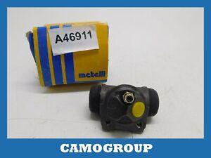 Cylinder Rear Brake Rear Wheel Cylinder Metelli Citroen Ax RENAULT 19