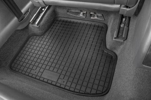 Gummimatte Vorne Links Fußmatte mit Hoher Rand 15mm Citroen C5 Passgenau 01-08