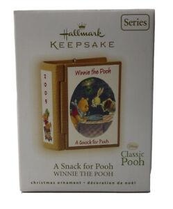 Hallmark-Keepsake-Disney-Winnie-The-Pooh-A-Snack-for-Pooh-Book-Ornament