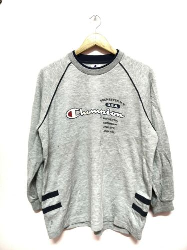 VINTAGE CHAMPION ATHLETIC USA MEDIUM SIZE LONG SLE
