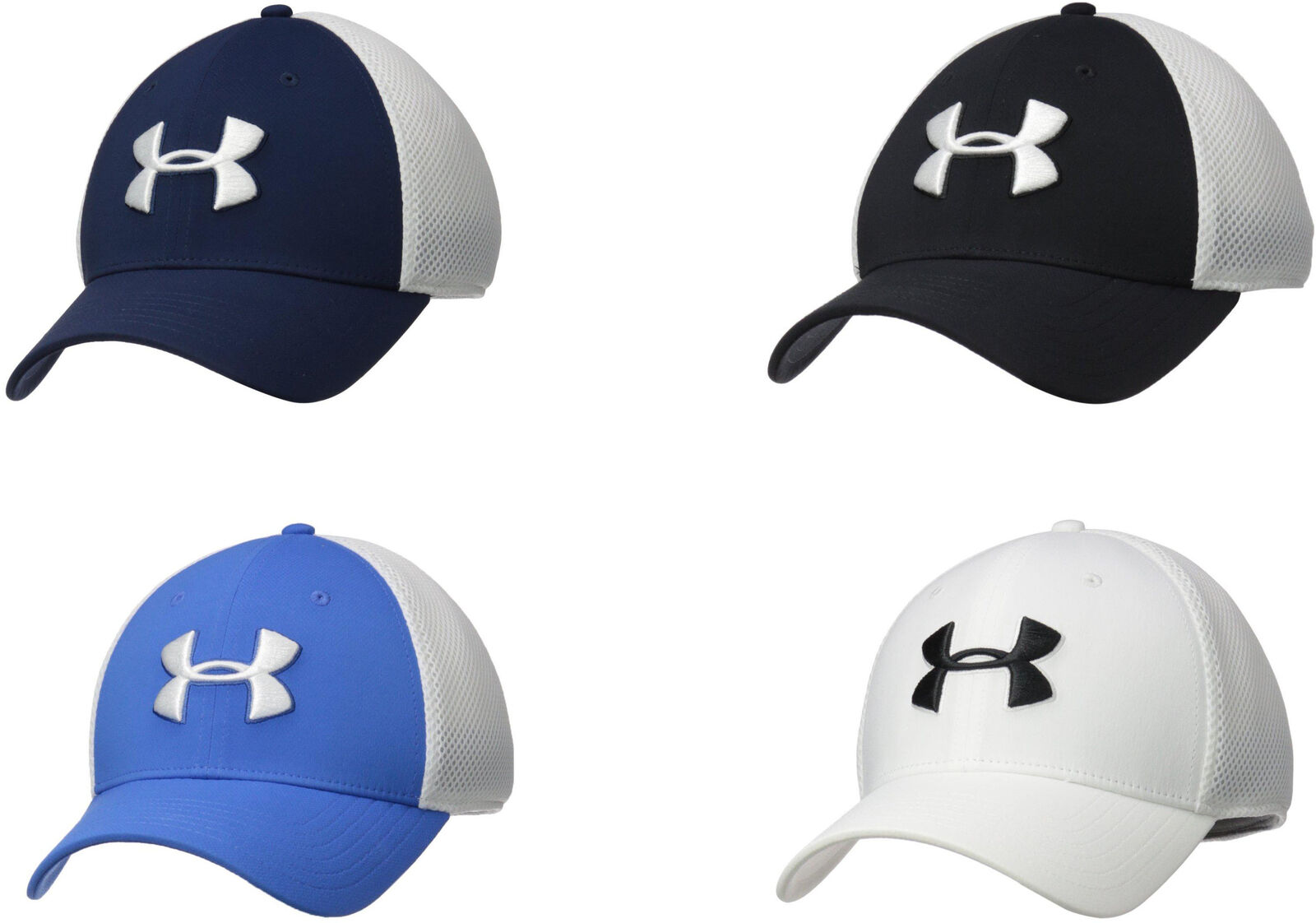 3a86d9b4b8b Under Armour Men s Threadborne Golf Mesh Cap