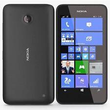 Nokia Lumia 635 8GB-Teléfono inteligente Negro (Desbloqueado) 4G Grado a Con Garantía
