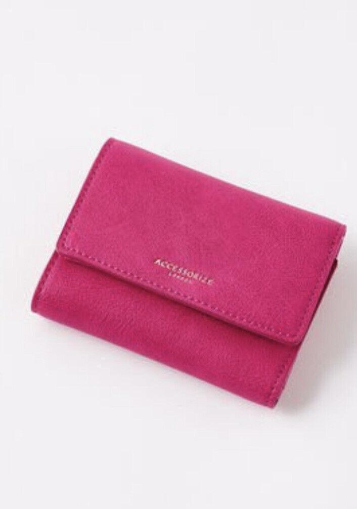 Accessorize Reptile tri-fold wallet