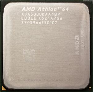 PROCESSEUR-AMD-ATHLON-64-3000-ADA3000DAA4BP-SOCKET-939