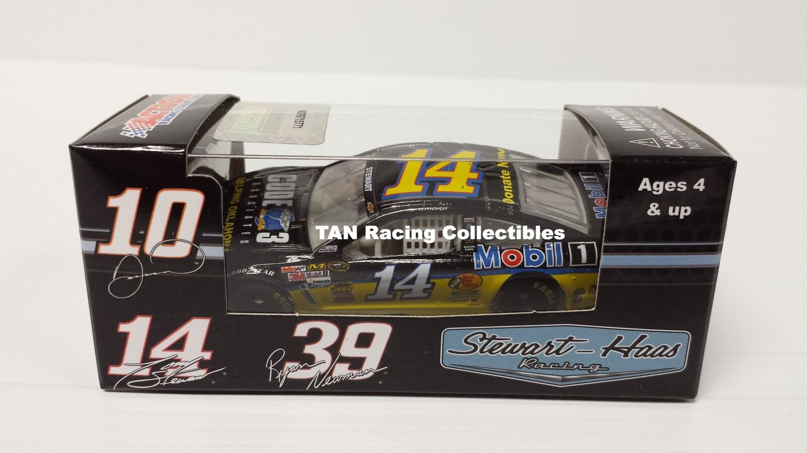 Tony Stewart 2013 Lionel Action Code 3 Associates 1 64 FREE SHIP