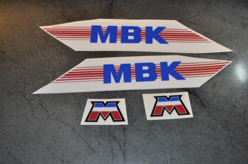 kit autocollants mbk 51  CF