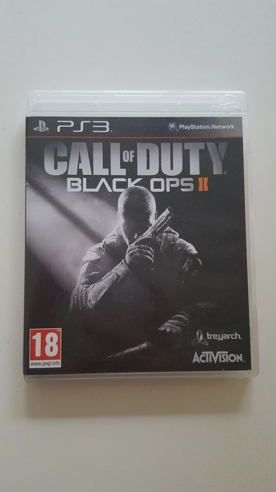 Call of duty, PS3