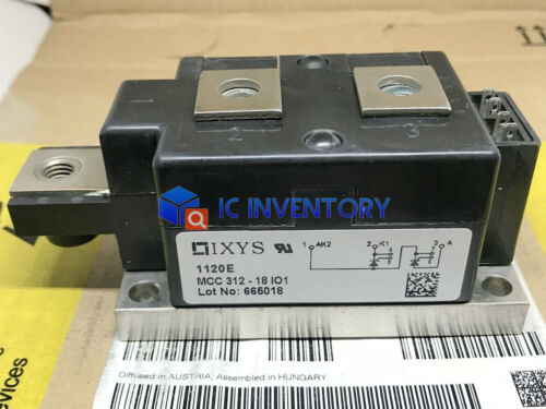 1PCS MCC312-18IO1 MCC312-18I01 Module Supply New 100/% Quality Guarantee