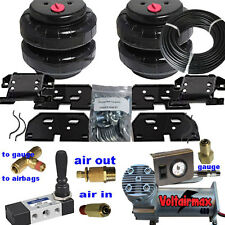 Dodge 2003-2013 R2500 R3500 Tow Assist AirBag Suspension total air management