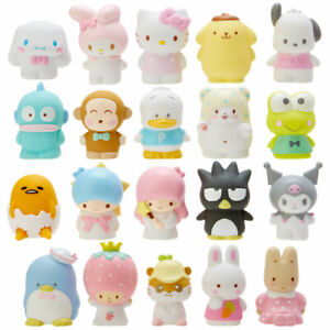 Japan-Sanrio-Characters-Mix-PVC-Finger-Doll-Figure
