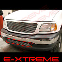 Billet Grille Grill For Ford Expedition 97-98 Bumper