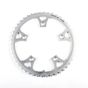 Shimano-Deore-46T-Chainring-110mm-BCD-Silver-Alloy