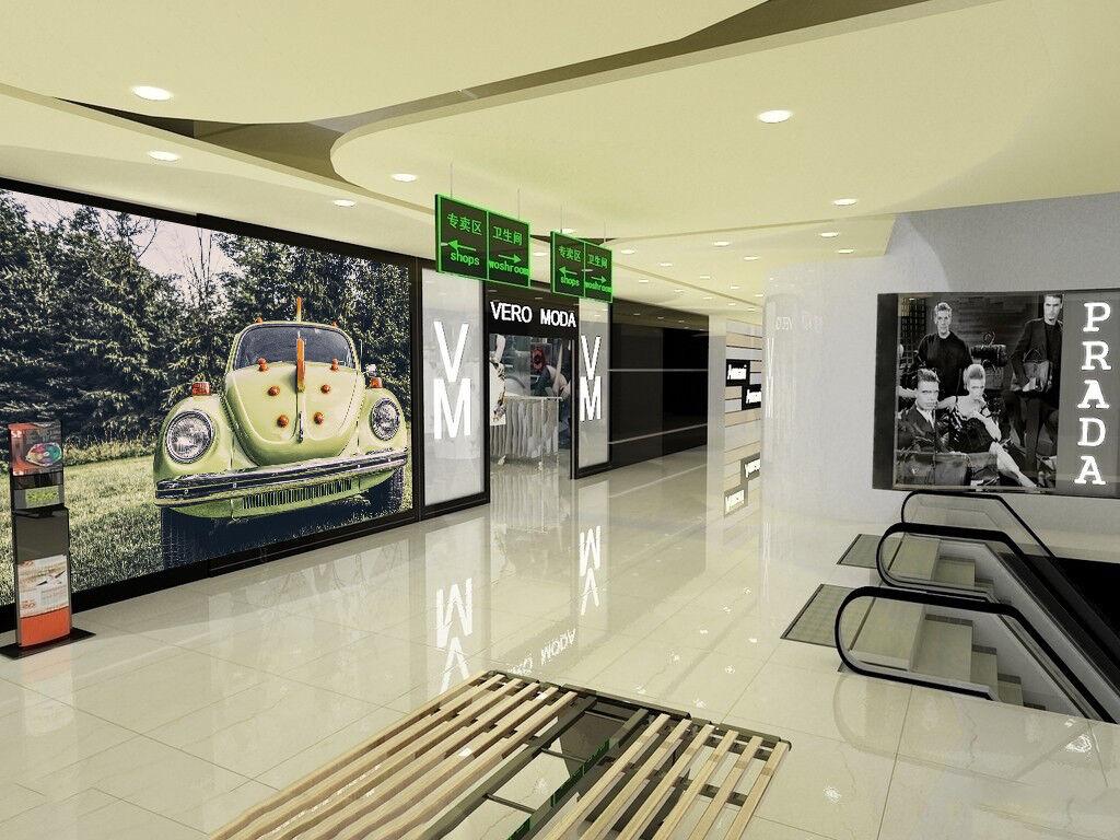 3D Beetle Green Car 75 Wall Paper Murals Wall Print Wall Wallpaper Mural AU Kyra