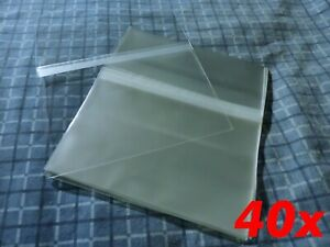 40x-CD-Standard-Jewel-Case-Resealable-Protective-Plastic-Bags-Sleeve-Sleeves-OPP