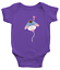 Infant-Baby-Boy-Girl-Rib-Bodysuit-Clothes-shower-Gift-Cute-Eeyore-Balloon-Love thumbnail 13