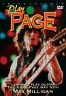 Play Page-Learn To Play Jimmy Page Way With Max (2013)