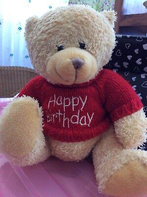 NEW HAPPY BIRTHDAY 90 Gift Present 90th Birthday Teddy Bear Cute Cuddly