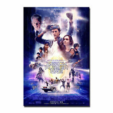 20A267 Ready Player One Hot Movie Art Poster Silk Deco 12x18 24x36