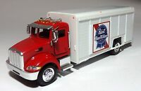 Custom Built Peterbilt Pabst Beer Delivery Truck 1/43 O Scale On30 On3