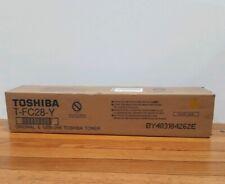 Genuine Toshiba T-FC28-Y Yellow Toner Cartridge