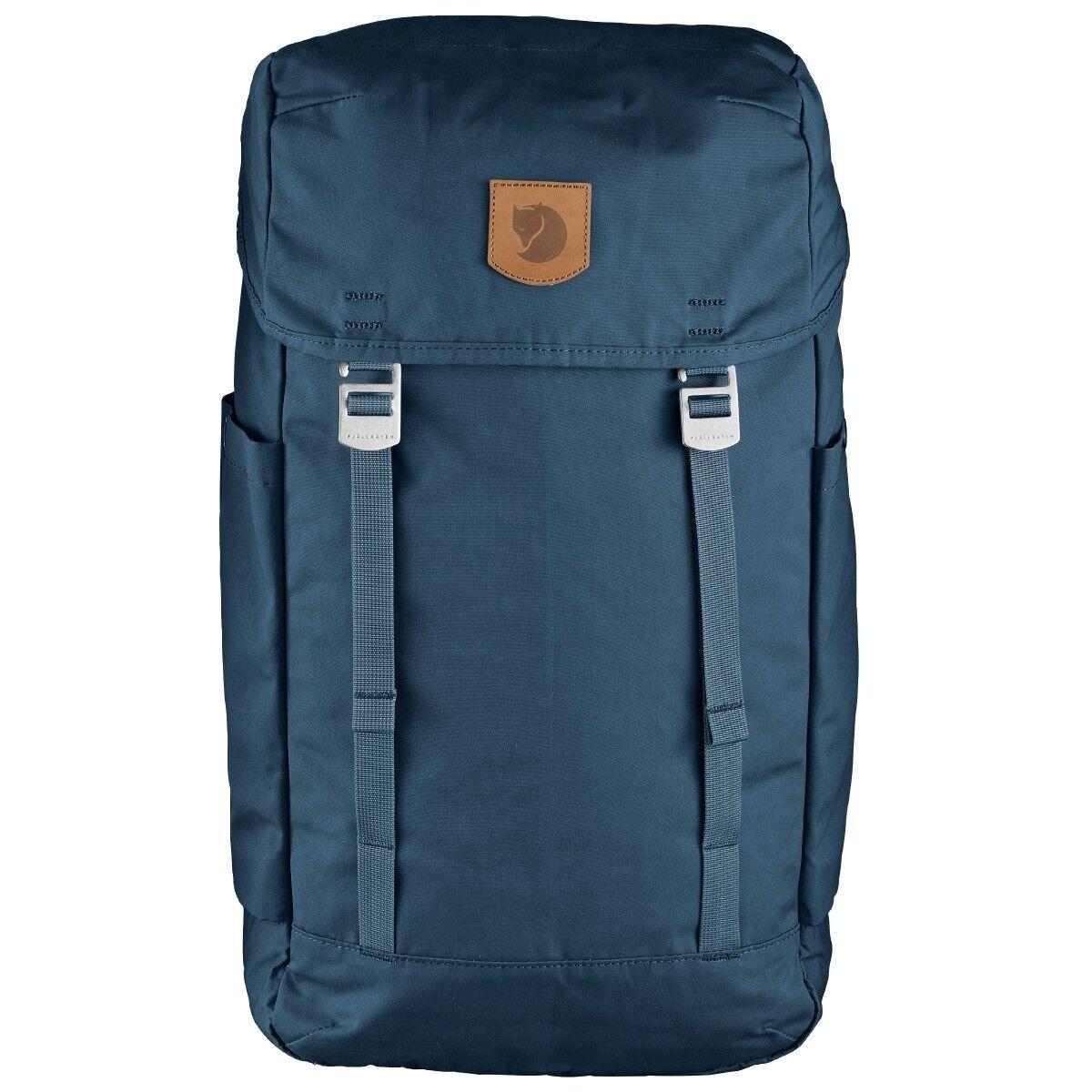 Fjällräven Grünland Top Rucksack Backpack Schule Laptop Tasche storm 23150-638