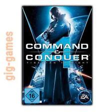 Command & Conquer 4: Tiberian Twilight PC Steam Download Link DE/EU/USA Key