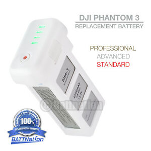 DJI-Phantom-3-15-2V-4480mAh-Battery-Professional-Advanced-Standard
