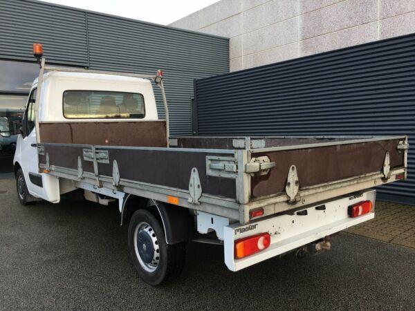 Renault Master III T35 2,3 dCi 125 L3 Ladvogn - billede 2