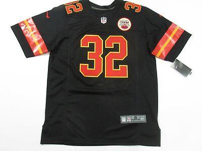 NWT Tyrann Mathieu #32 Kansas City Chiefs Limited Game Jersey Black | eBay