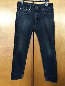 Blue Levi's Jeans Wash Homme 29x30 Euc 511 Tq6xwqtp