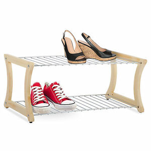 Das Bild Wird Geladen Cooler Schuhschrank Von Casa Pura Schuhregal Fiona Schuhablage