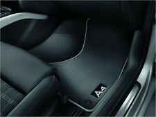 AUDI a4 8k Premium Textil Tappetini Per Davanti & Posteriore Originale 8k1061270 MNO