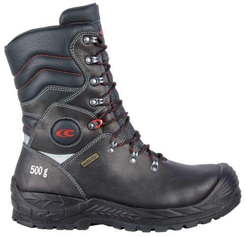 Cofra Homme Brimir Gore-Tex Sécurité Composite Toe Cap Semelle Combat Work Boots