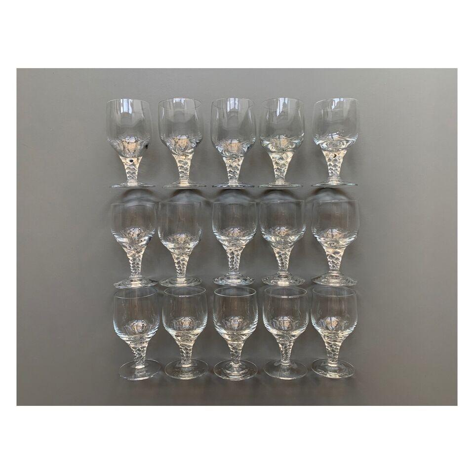 Glas, Likørglas, Vintage