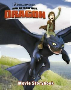 How-to-Train-Your-Dragon-Movie-Storybook-By-Rennie-Brown