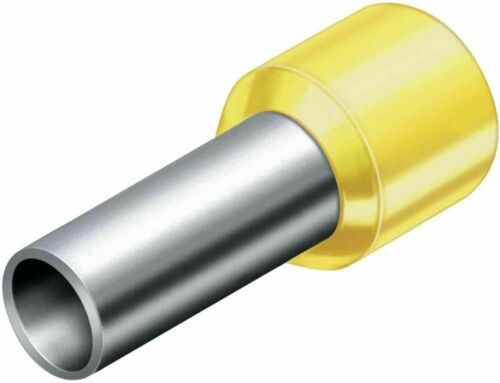 KNIPEX Aderendhülsenzange mit Kunststoffgriffen mm 0,25-2,5qmm KNIPEX Hülsenzang