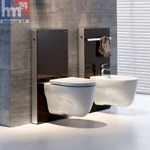geberit monolith sanit rmodul wand wc bh 101 cm in verschiedenen farbt nen ebay. Black Bedroom Furniture Sets. Home Design Ideas