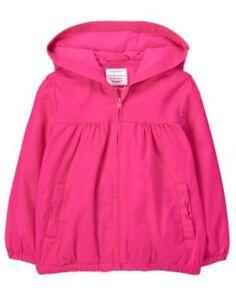 b5f415f06787 NWT Gymboree Ready Jet Go Toddler Girls Jacket Pink 12-18