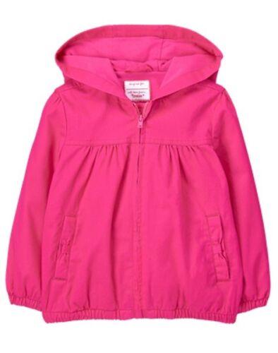 NWT Gymboree Ready Jet Go Toddler Girls Jacket Pink 12-18,18-2M,3T