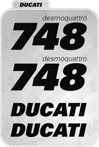 KIT-Adesivi-Stickers-compatibili-DUCATI-748-Superbike-DESMOQUATTRO