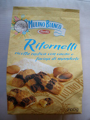 Mulino Bianco Ritornelli Ital. Kekse 700 gr/1 Kg=7,99 € Nr.5004