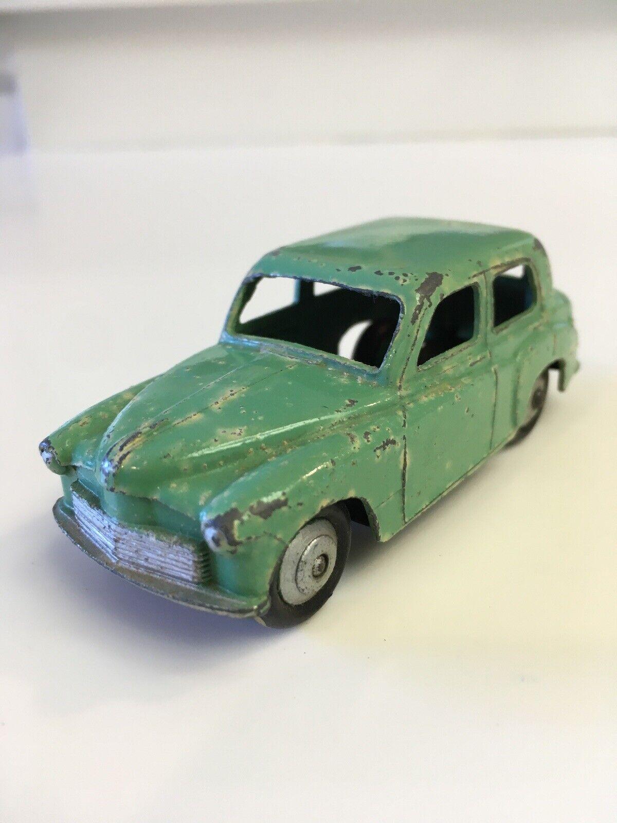 Todo en alta calidad y bajo precio. Dinky Juguetes Juguetes Juguetes Meccano Hillman Minx No.40F 1951 Luz verde Hecho en Reino Unido  mejor calidad