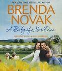 A Baby of Her Own by Brenda Novak (CD-Audio, 2015)