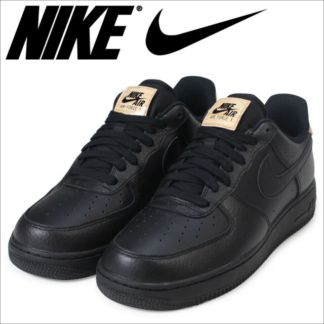 Nike Air Force 1 07 Lv8 Sneaker schwarz EUR 42.5