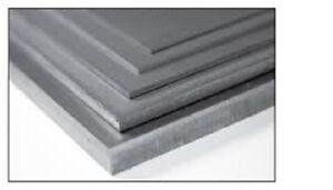 "Titanium Plate 6AL4V 11/"" x 17/"" x .125/"""
