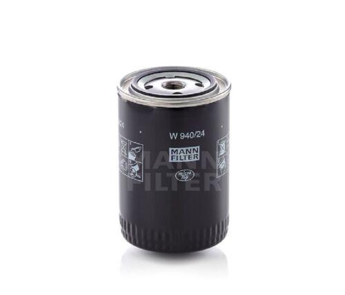 MANN-Oelfilter Oel-Filter Filterpatrone W 940//24