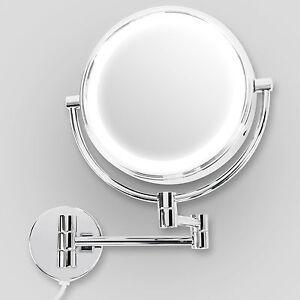 Großartig Casa Pura Kosmetikspiegel mit LED Beleuchtung für die Wandmontage  XB82
