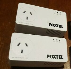 2-x-NP511-Netcomm-Powerline-Adapters-500mbps-Tested-and-Paired